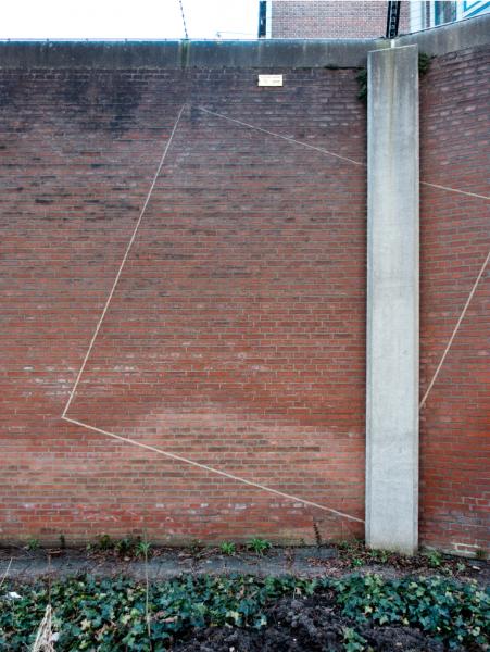 Beeld: Lucas Lenglet, Walls, 2018, uit serie van 30 foto's, courtesy Stigter van Doesburg, Amsterdam