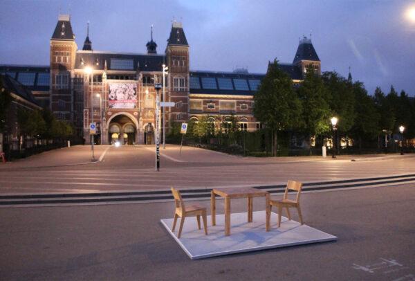 stadscuratorium amsterdam public art